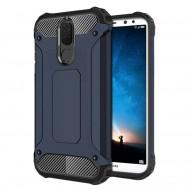 Custodia per Huawei Mate 10 Litee Hybrid Armour TPU+PC Cover robusta e resistente Colore Blu