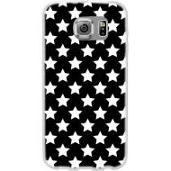 Cover per Lumia 550 in silicone con stelline