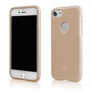 Cover per Iphone 7-8 Plus morbida JELLY CASE MERCURY GOOSPERY TPU DI QUALITA' ORO