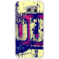 Cover Back case in silicone per samsung  A5 (A500) vintage
