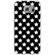 Cover Back case in silicone Per Samsung S3/S3 Neo con stelline