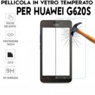 Pellicola per Huawei G620S Antiurto Vetro Temperato Proteggi Schermo