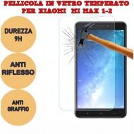 Pellicola per Xiaomi Mi Max 1-2 Antiurto in Vetro Temperato Proteggi Schermo