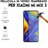 Pellicola per Xiaomi Mi Mix 3 Antiurto in Vetro Temperato Proteggi Schermo