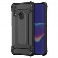 Custodia per Huawei P Smart 2020 Hybrid Armour TPU+PC Cover robusta e resistente Colore Nero