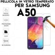 Pellicola per Samsung A40 in Vetro Temperato Proteggi Schermo