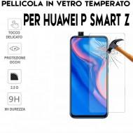 Pellicola per Huawei P Smart Z Antiurto in Vetro Temperato Proteggi Schermo