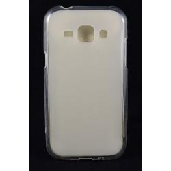 Cover Back case in gomma di silicone per Samsung J1 (J100H)