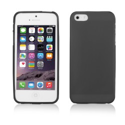 "COVER in gomma per iPhone 6 Plus 5.5"" nero"