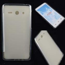Cover Back case in gomma di silicone per Huawei Ascend Y530