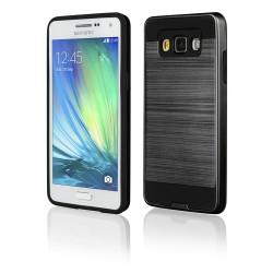 Cover Back case in silicone per Samsung A5 (A500) grigio