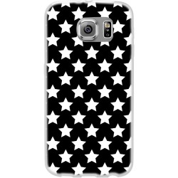 Cover Back case in silicone per samsung  Grand Prime G530 con stelline