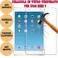 Pellicola proteggi display vetro temperato 9H per Tablet Apple Ipad MINI 4