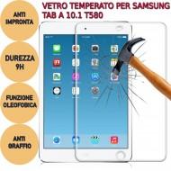 Pellicola proteggi display vetro temperato Samsung Galaxy Tab A 10.1 T580