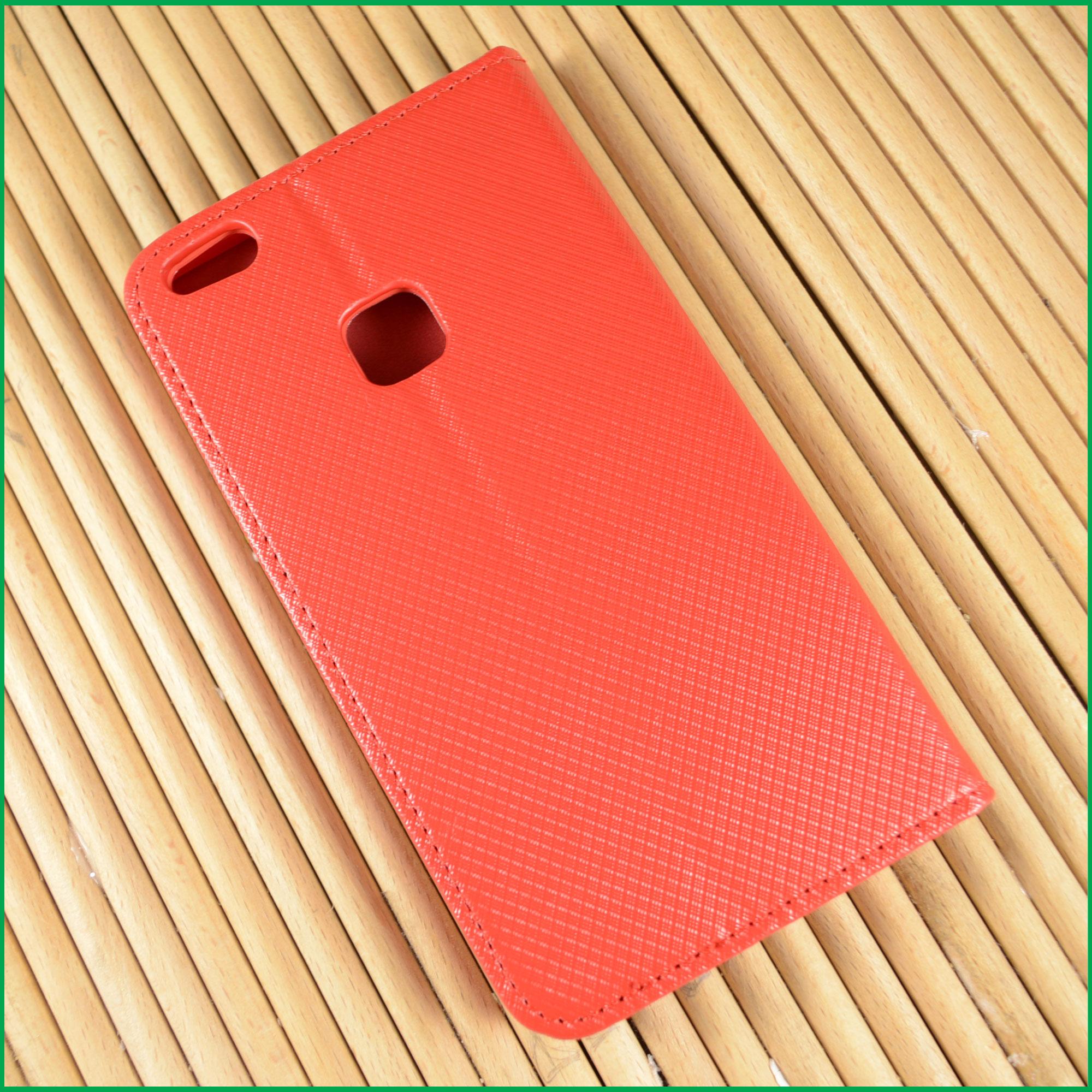 Custodia per Huawei P10 Lite cover a libro portafoglio con ...