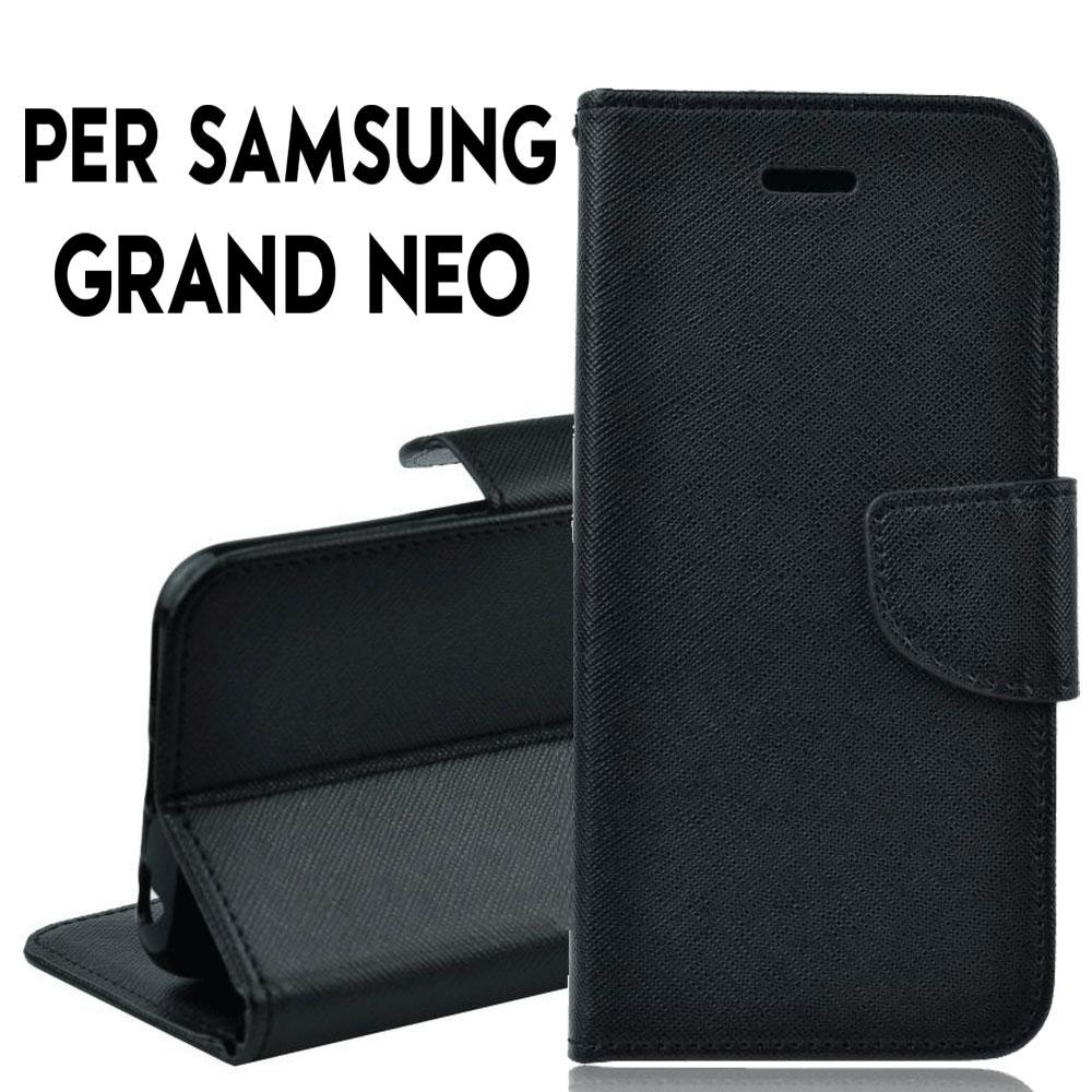 cover samsung grand neo portafoglio